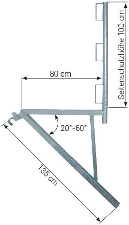 graf bauger te ziegelbock und dachst nder stahl alu. Black Bedroom Furniture Sets. Home Design Ideas